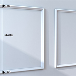 B34 Panel Moulding