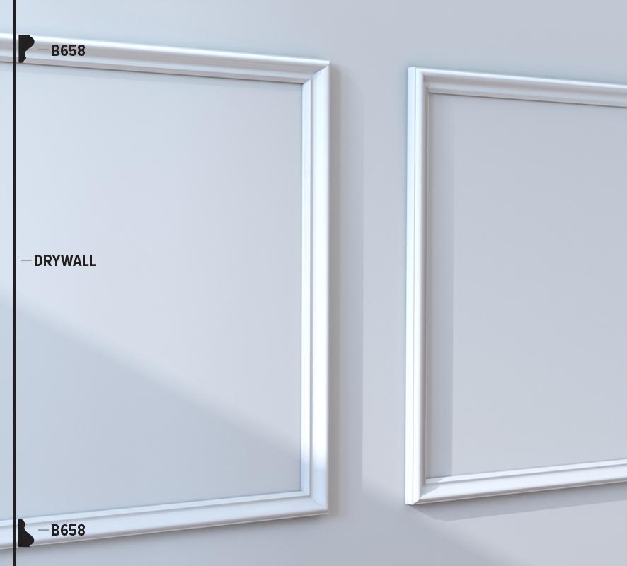 B658 Panel Moulding