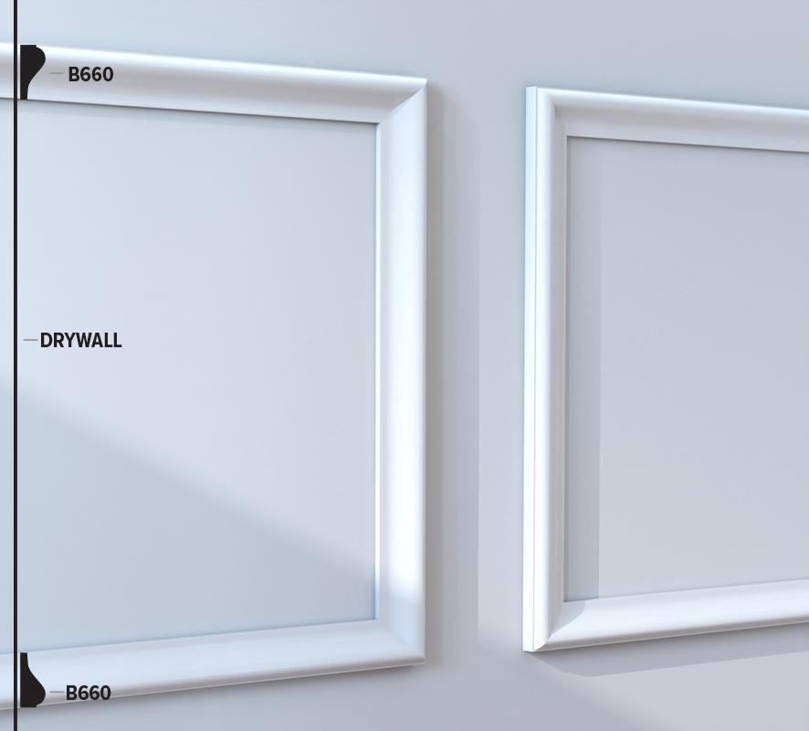 B660 Panel Moulding