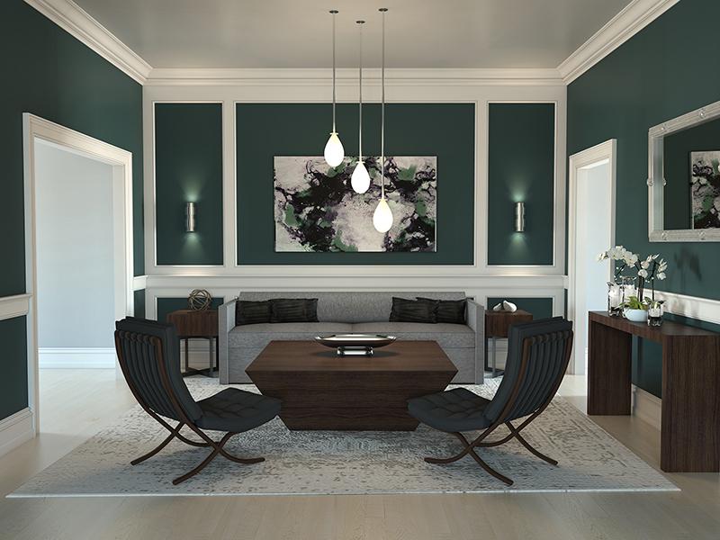 Doral Living Room