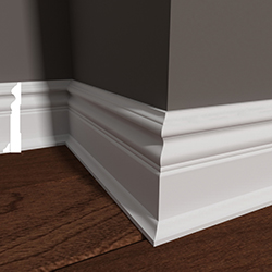 L8423 Floor Moulding