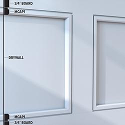 MCAP1 Panel Moulding (47MCAP1)