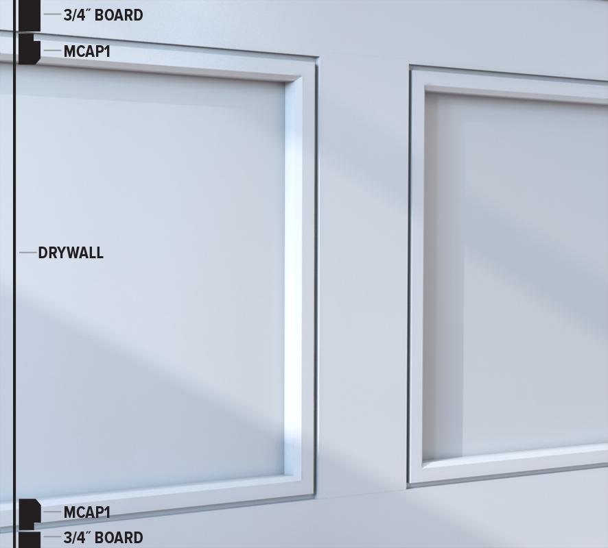 MCAP1 Panel Moulding