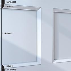 MCAP2 Panel Moulding (46MCAP2)
