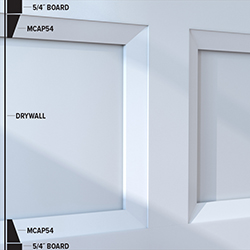 MCAP54 Panel Moulding