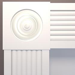 DL260 Pilaster