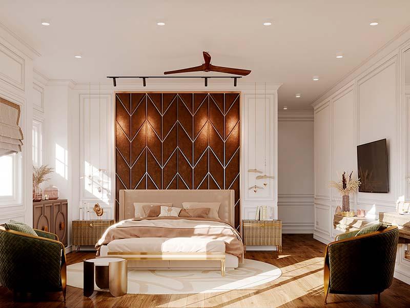 Kiawah Bedroom